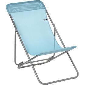 Lafuma Mobilier Transatube2 Krzesło plażowe Batyline, turkusowy